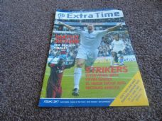 Extra Time, Issue 18